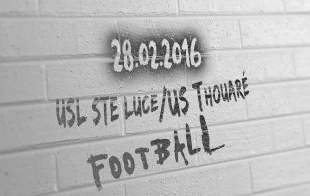 28.02.2016 - USL A - US Thouaré