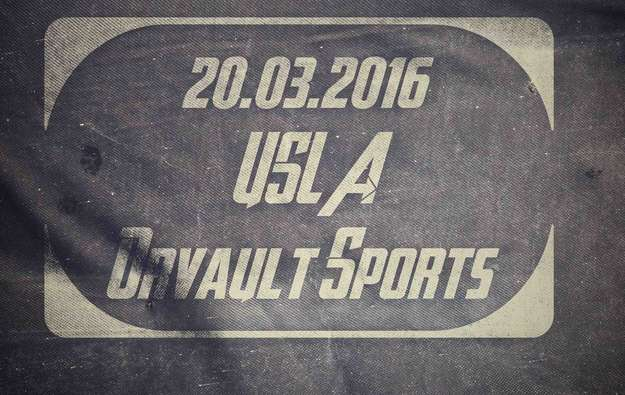20.03.2016 - USL A - Orvault Sports