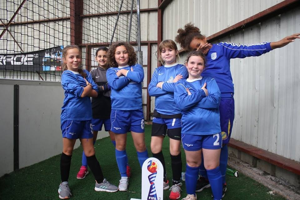 Foot Indoor U11F