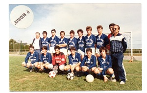 Juniors A - 1988 (A confirmer)